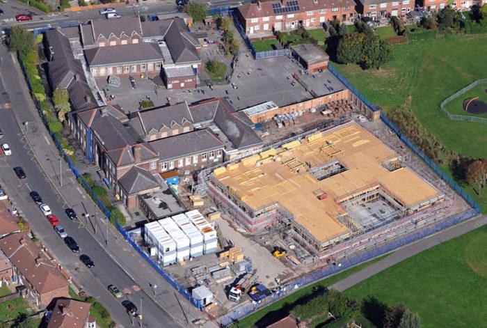 New Park Primary School