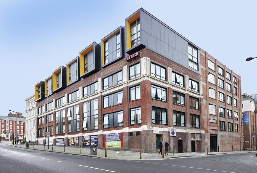 Scandanavian Building, Liverpool
